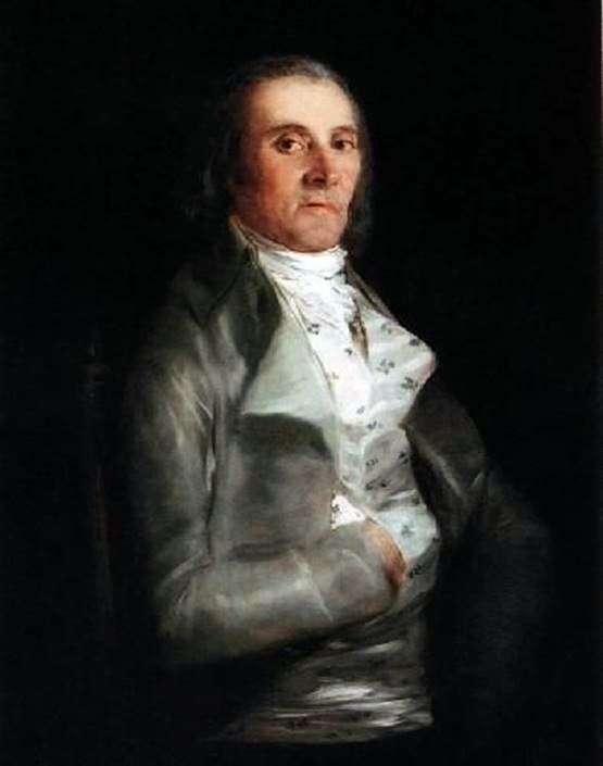 ドン・アンドレス・デル・ペラル   Francisco de Goya