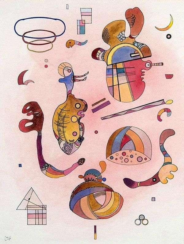孤立したオブジェクト   Wassily Kandinsky