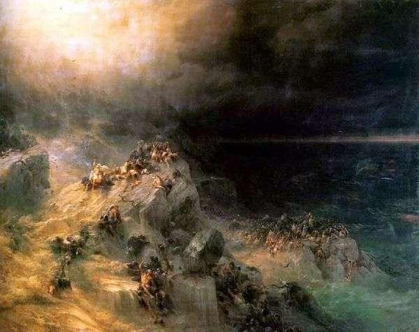 洪水   イワンAivazovsky