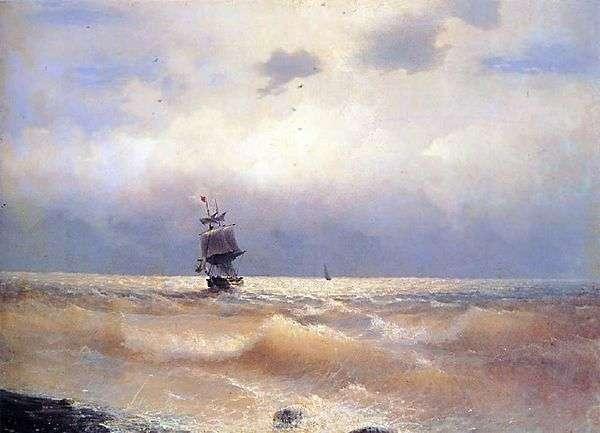 海岸   Ivan Aivazovskyで出荷します。