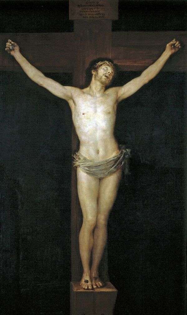 はりつけ   Francisco de Goya
