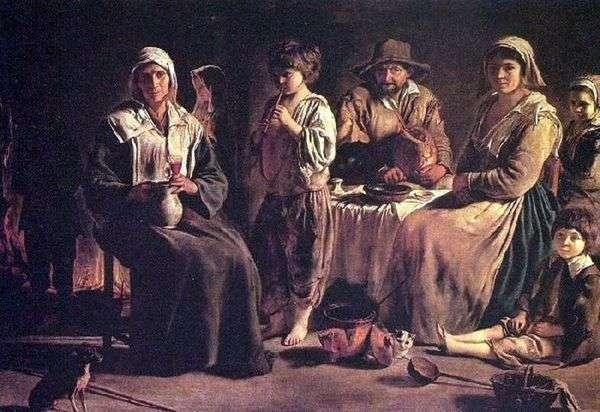 農民の家族   ルイレーニン