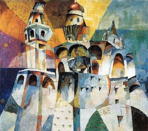 イヴァン大帝の鐘楼   アリスターク・レンチュロフ