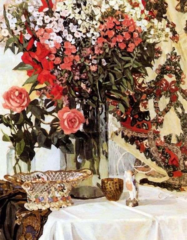 静物 花瓶の花   アレクサンダーゴロビン