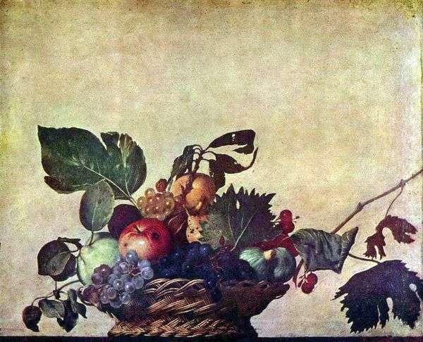 フルーツバスケット   Michelangelo Merisi da Caravaggio