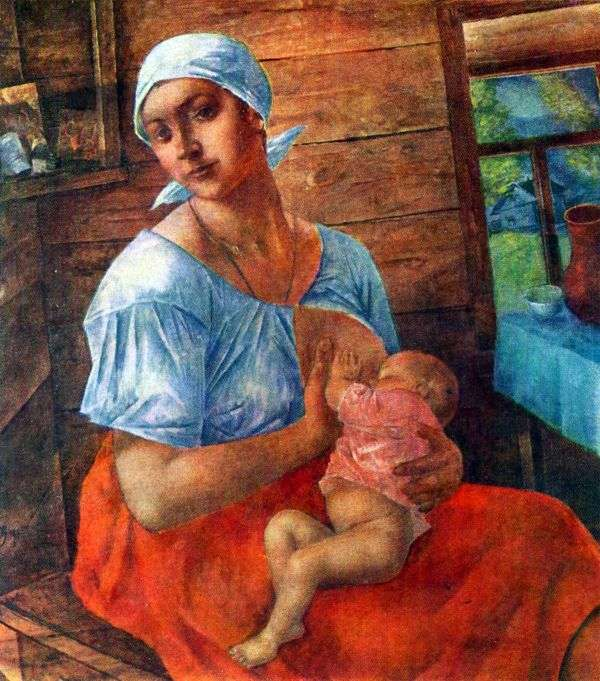 母親   クズマペトロフ   ウォドキン