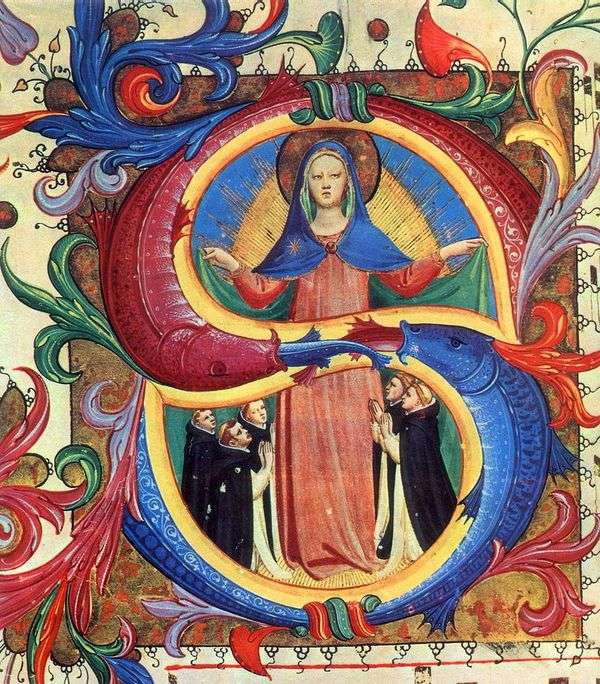 写本   Angelico Fra