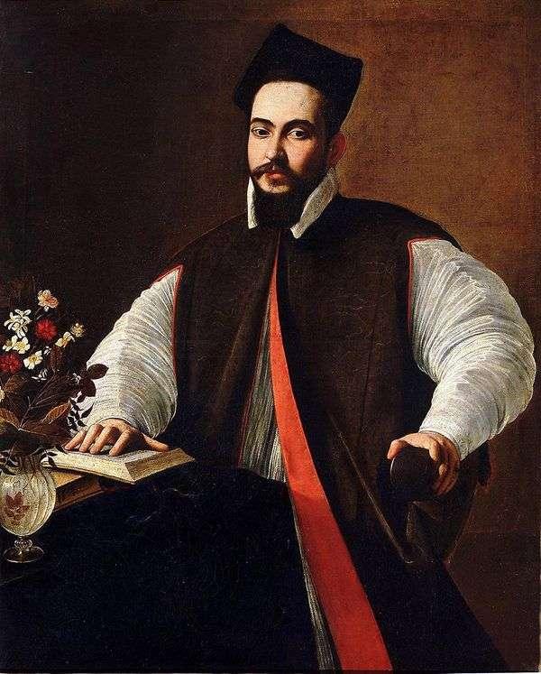 マフェオバルベリーニ、未来の法王都市VIII   ミケランジェロメリシダカラヴァッジョ