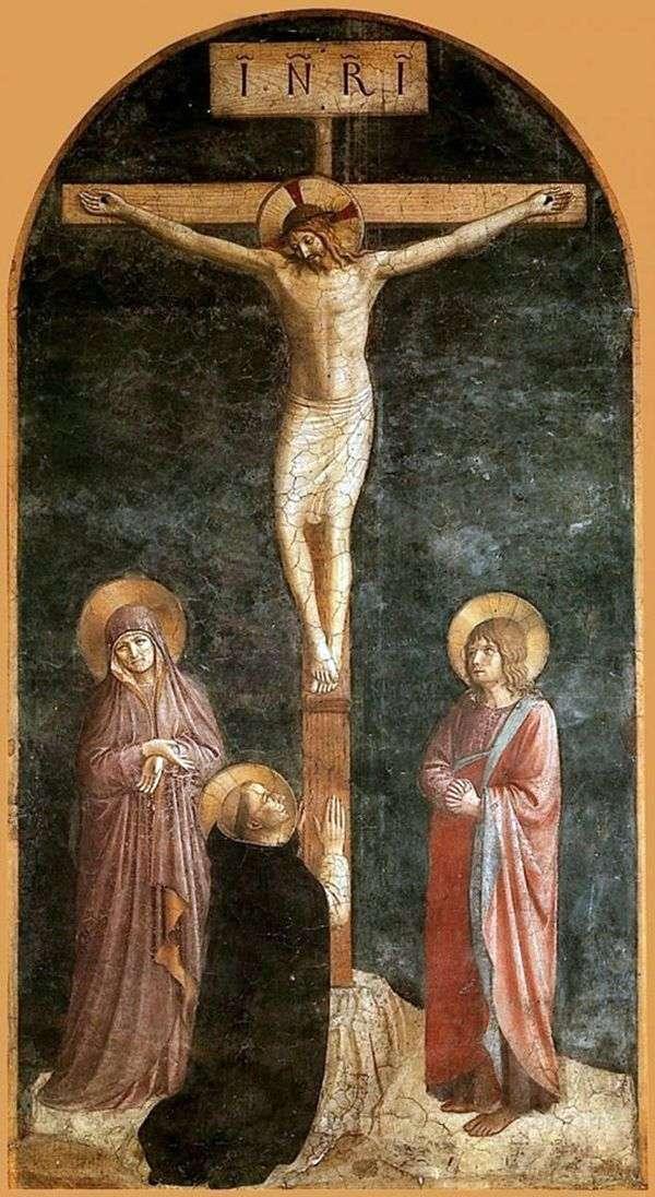 はりつけ   Angelico Fra