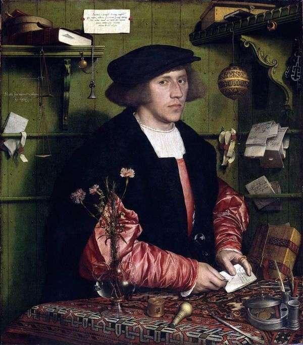 GeorgGuissé   Hans Holbeinの肖像