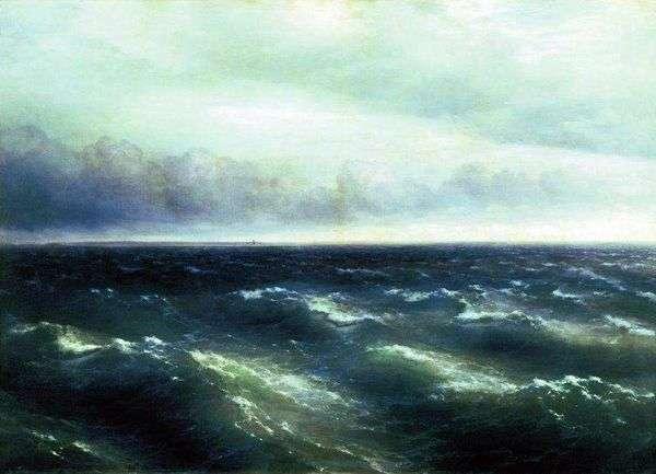 黒海   イワンAivazovsky
