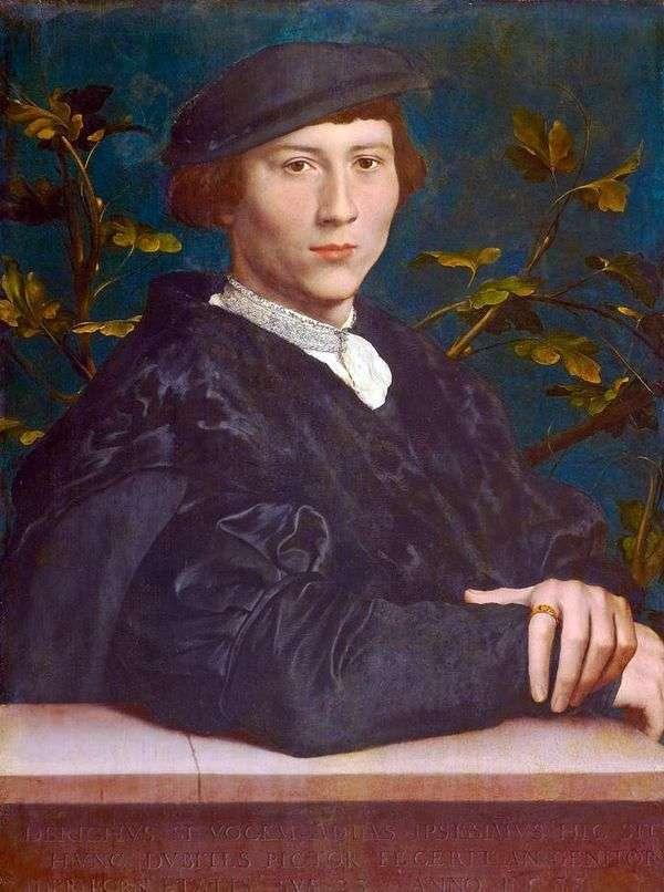 Derik生まれ   Hans Holbeinの肖像