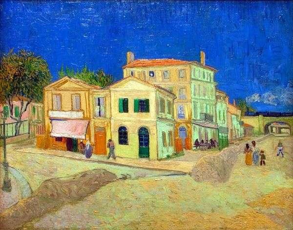 コテージズ   Vincent Van Gogh