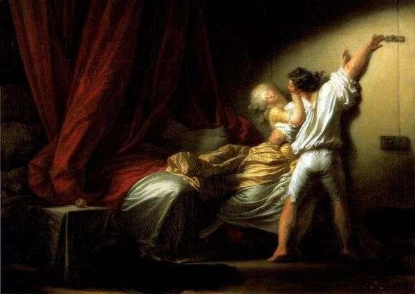 ラッチ   Jean Honore Fragonard