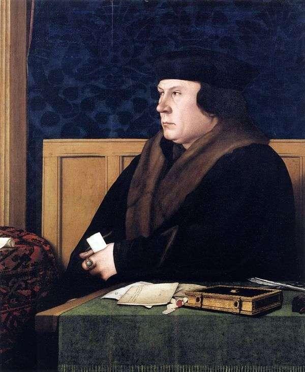Thomas Cromwell   Hans Holbeinの肖像
