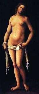 ヌードウーマン(金星)   コスタロレンゾ