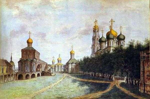 トリニティ・セルギー大修道院長   Fedor Alekseev