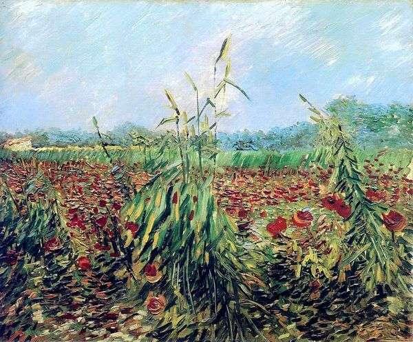 小麦のグリーンイヤー   Vincent Van Gogh