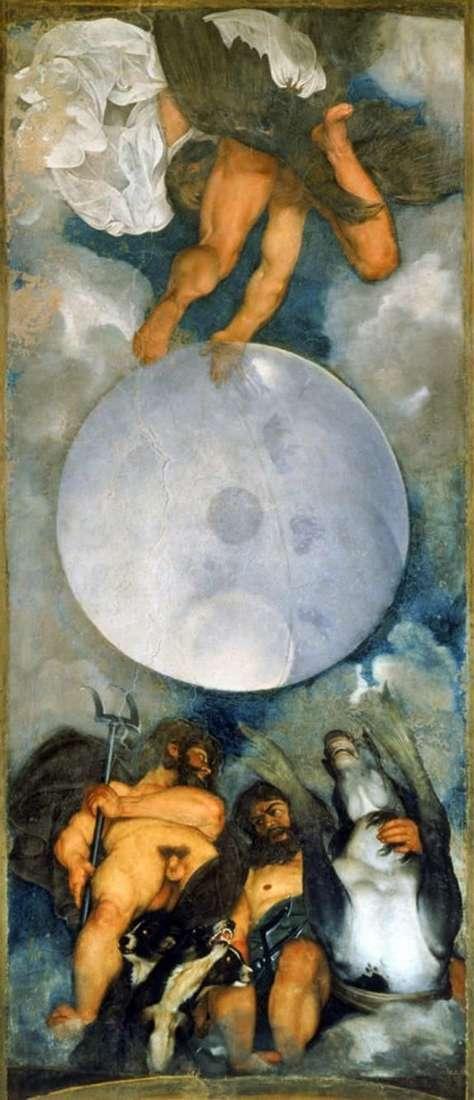 木星、海王星、冥王星   ミケランジェロメリシダカラヴァッジョ