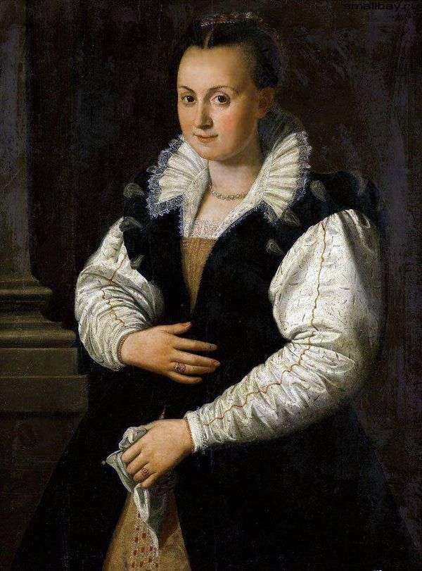 女性の肖像   アレッサンドロ・アローリ
