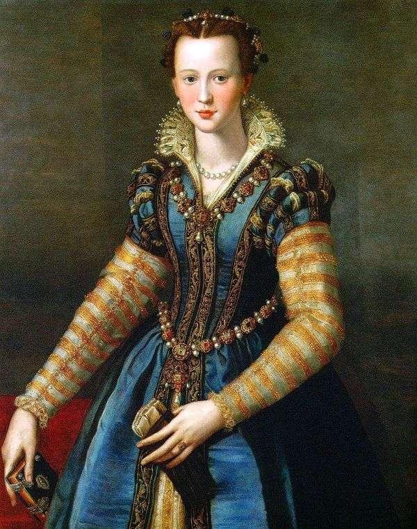 Eleonora diGarcíadei Medici   アレッサンドロ・アロリ