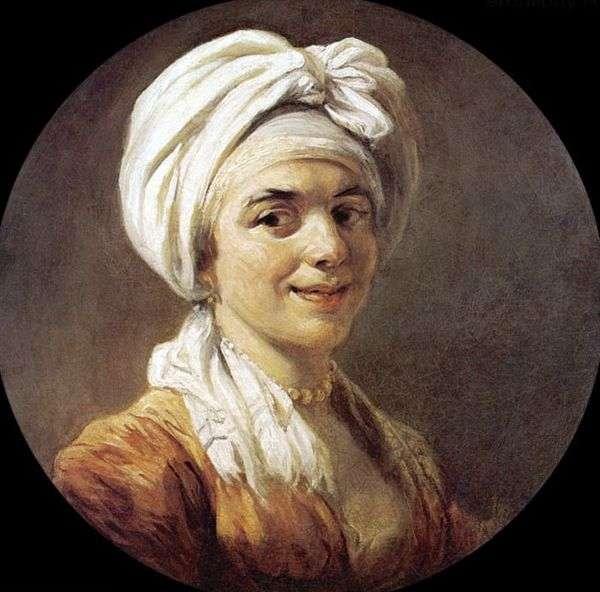 マダムマリーアンナフラゴナールの肖像