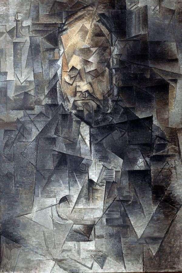 Ambroise Vollard   Pablo Picassoの肖像