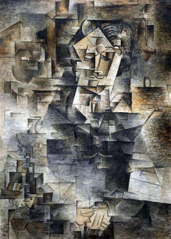 Daniel Henri Kaneveyler   Pablo Picassoの肖像