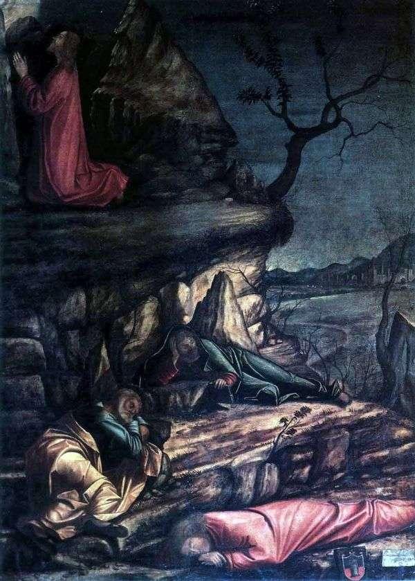 聖杯の祈り   ヴィットーリオカルパッチョ