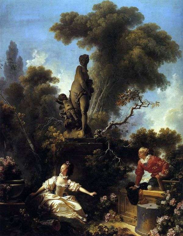 日付   Jean Honore Fragonard