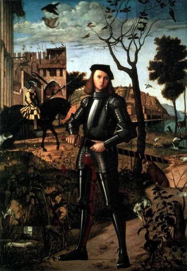 騎士の肖像   ヴィットリオカルパッチョ