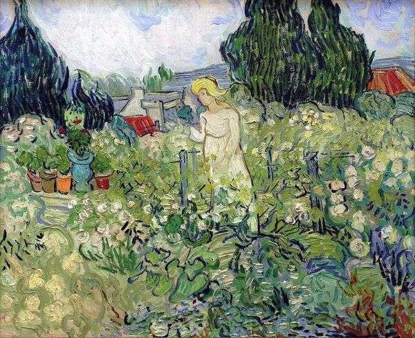 マルガリータガチェインザガーデン   Vincent Van Gogh