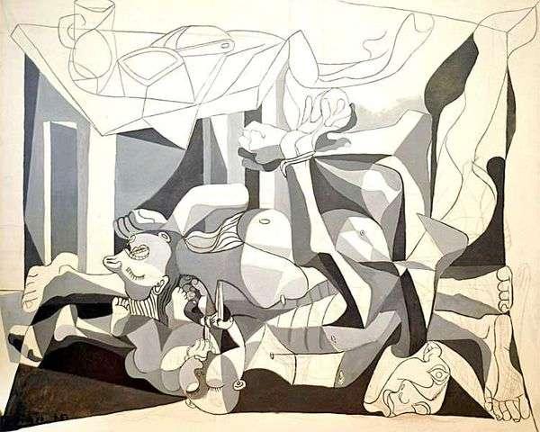 クリプト   Pablo Picasso