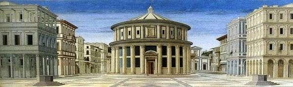 完璧な街の眺め   Piero della Francesca