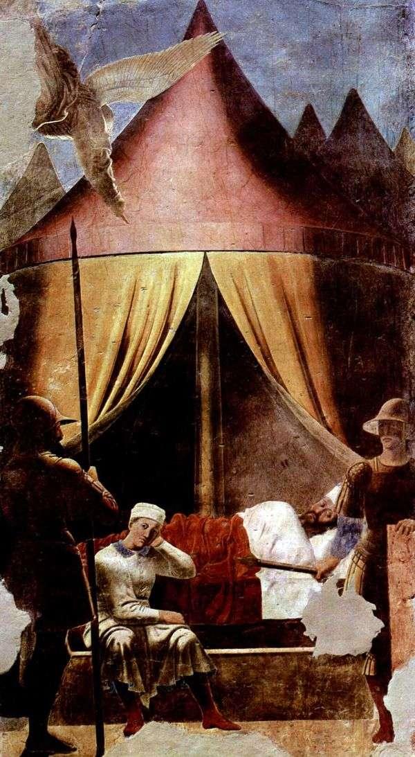 アダムの死   Piero della Francesca