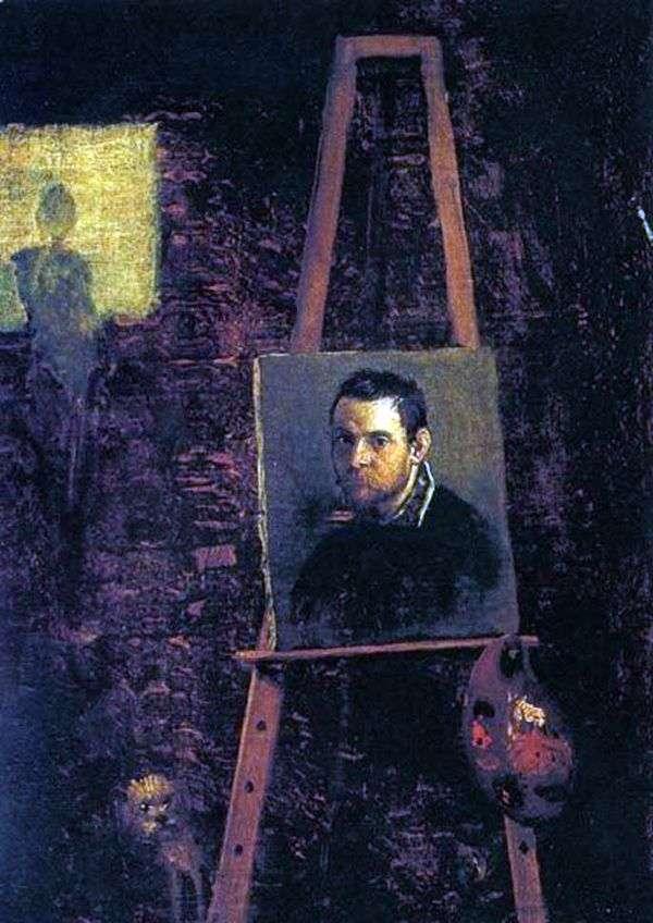 肖像画   Annibale Carracci