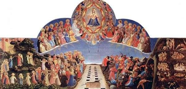 最後の審判   Fra Beato Angelico