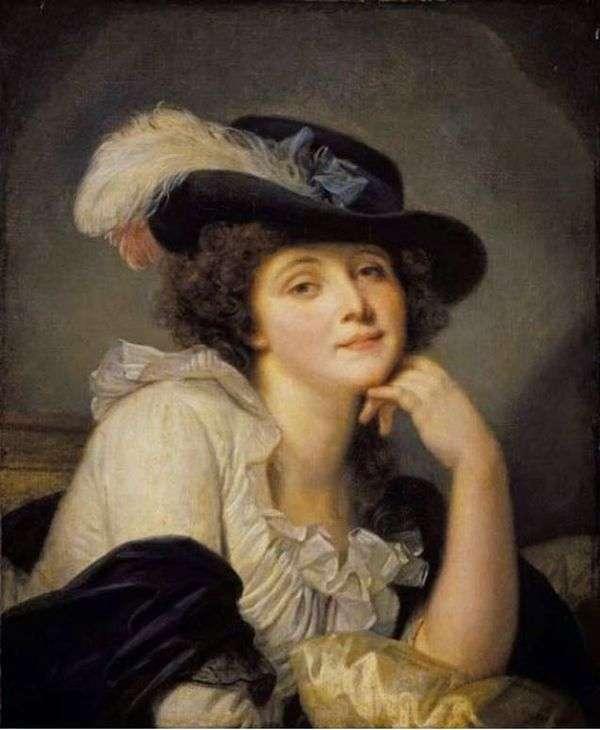Sophie Arnue   Jean Baptiste Dreamsの肖像