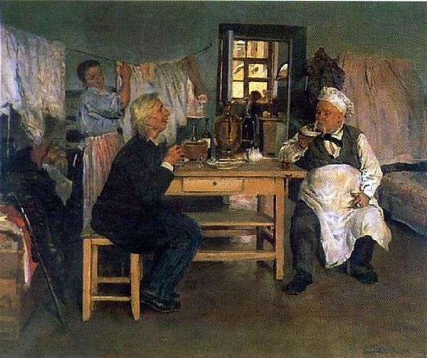 理想主義の実践者および唯物論者理論家   ウラジミール・マコフスキー