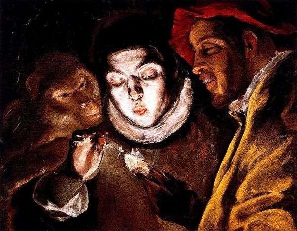 スペイン語のことわざのアレゴリー   El Greco
