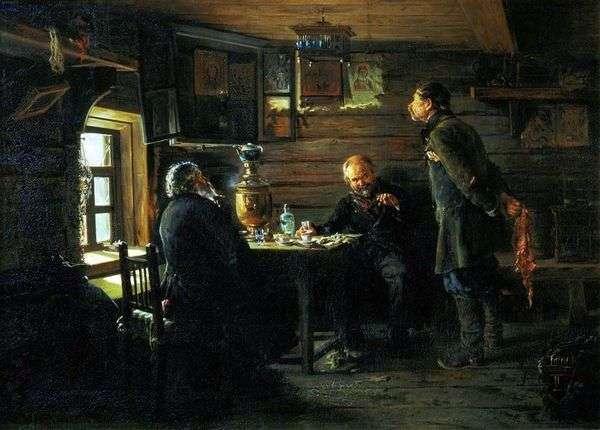 ナイチンゲールの恋人たち   ウラジーミル・マコフスキー
