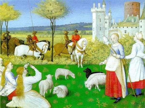 St. Margaret   Jean Fouquet