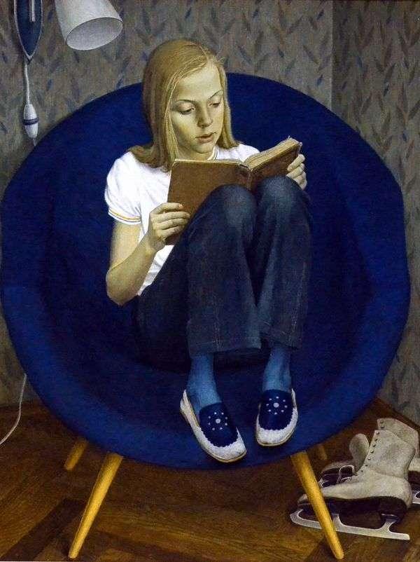 ミラ   バレンティン・ハバロフの肖像