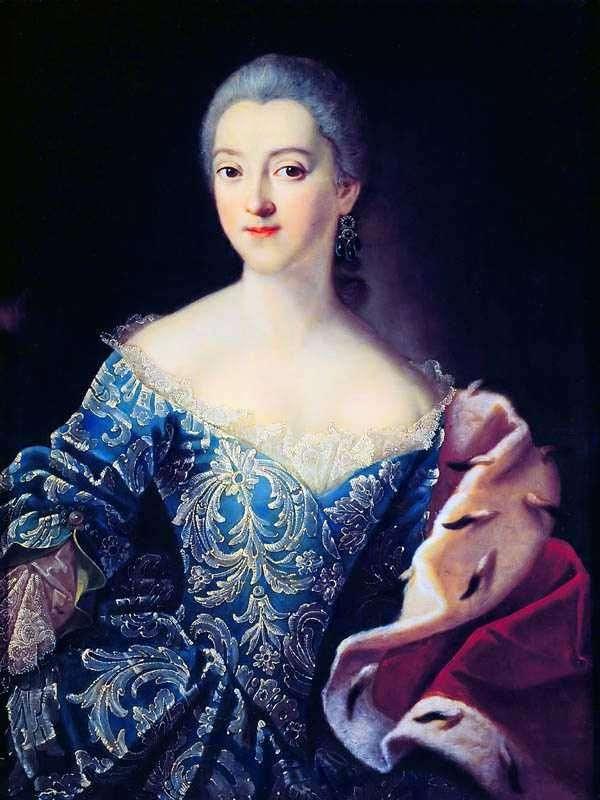 王女E. A. ロバノバ   ロストフスカヤ   イワン・アルグノフの肖像