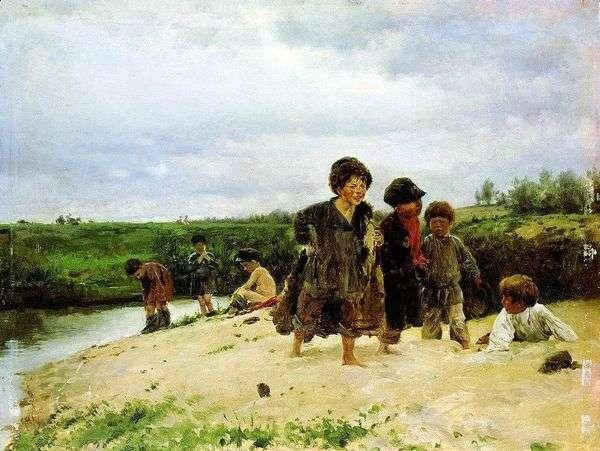 雨から   ウラジーミル・マコフスキー