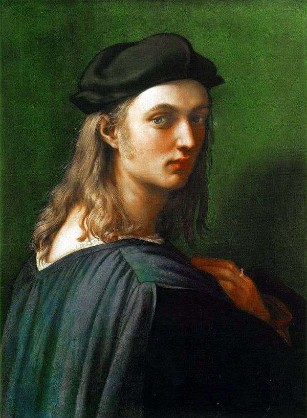 Bindo Altoviti   ラファエルサンティの肖像