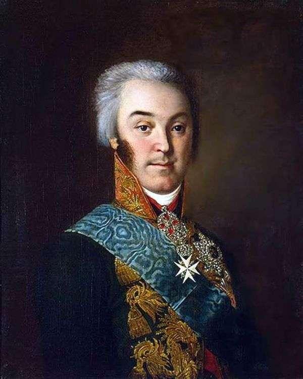 N. P. シェレメーチエヴォの肖像   Ivan Argunov