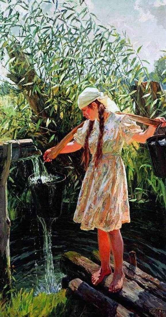 正午   Arkady Plastov