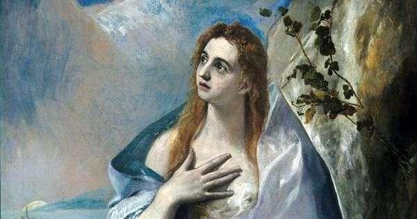 Mary Magdalene   エル・グレコ