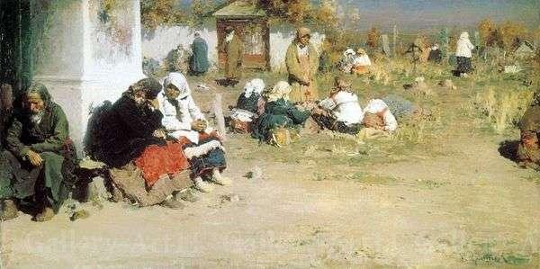 Radonitsa(ディナー前)   Abram Arkhipov